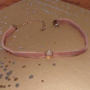 Forever 21 Jewelry - Velvet Opal Choker